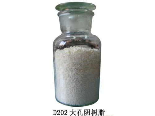 强碱性阴离子交换树脂